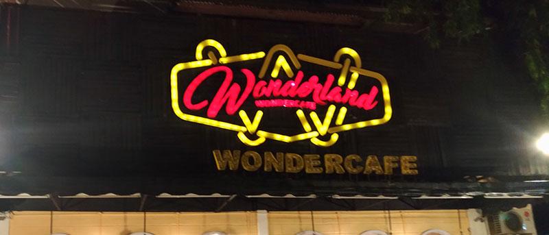 Wonderland Wondercafe Reborn Makin Instagramble dan Menunya Kekinian