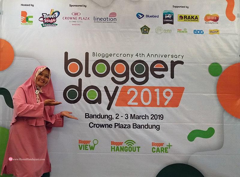 Dua Hari Kebersamaan Yang Berkesan di Blogger Day 2019