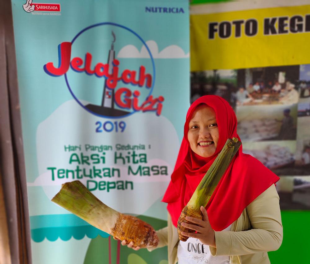 Jelajah Gizi Bogor 2019 Day 2 : Sustainable Food Dengan Kearifan Pangan Lokal
